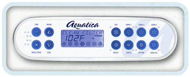 Aquatica Swim Spas Features