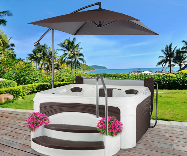 Dreammaker Spas Cabana Suite