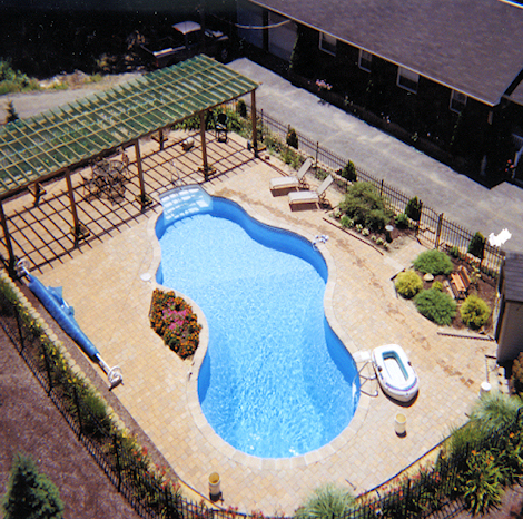 Vinyl Liner In-Ground Pools