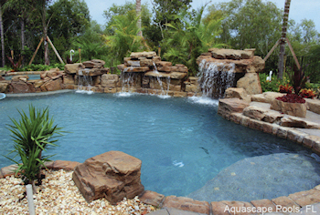 Waterfalls Creative Ideas American Recreational