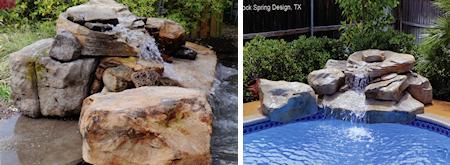 Waterfalls Texas Two Step American Recreational