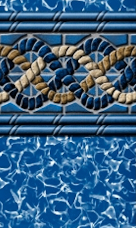 Above Ground Liners Mystri Gold