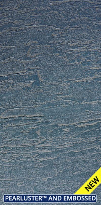Inground Liners Blue Ridge / Slate Embossed