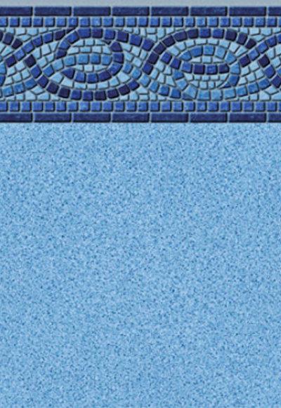 Inground Liners Boca / Blue Crystal