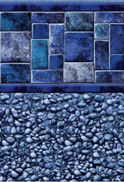 Inground Liners Devonshire / Sandpebble