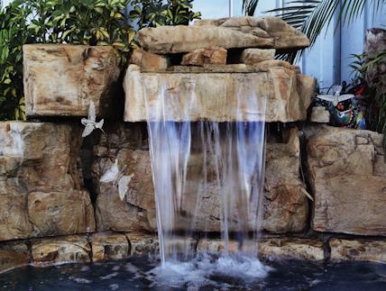 Waterfalls 3 Foot Modular