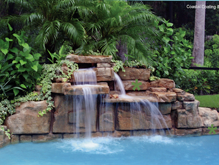 Waterfalls 4 Foot Double
