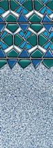Above Ground Liners Beaded or UniBead / Glazed Tile