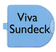 Fiberglass Add on Viva Sundeck