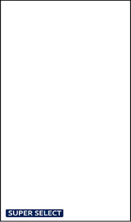 Inground Liners Borderless / White