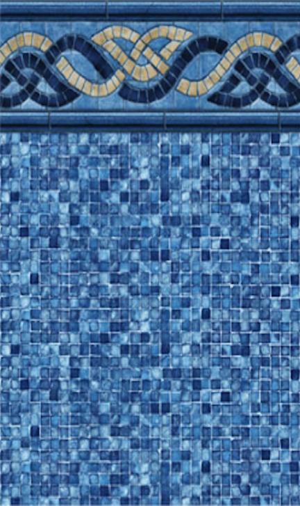 Inground Liners Colorado / Mosaic